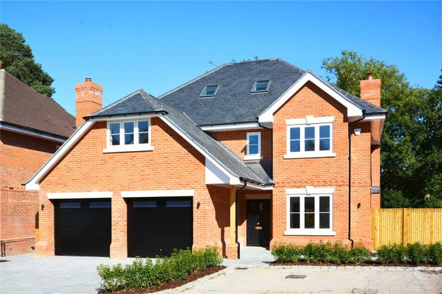 Thumbnail Detached house for sale in Kensington House, Finchampstead Road, Wokingham, Berkshire