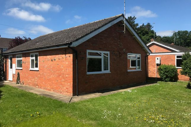 Thumbnail Detached bungalow to rent in Private Road, Ormesby, Great Yarmouth