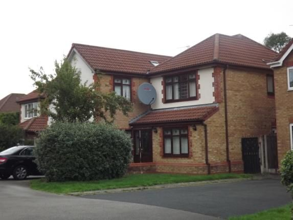 Thumbnail Detached house for sale in Earlesfield Close, Sale, Greater Manchester