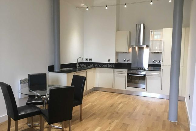 2 bed flat to rent in Malta Street, Manchester