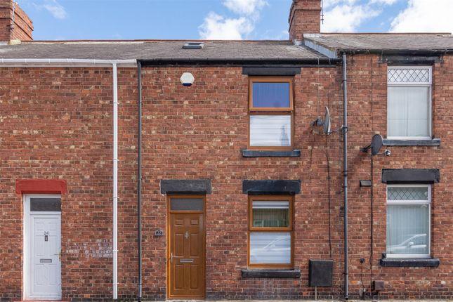 Thumbnail Semi-detached house for sale in Church Street, Leadgate, Consett