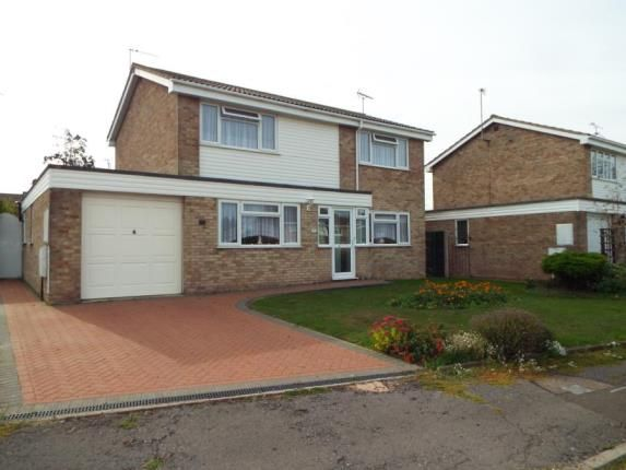 Thumbnail Detached house for sale in Kirby Cross, Frinton-On-Sea, Essex
