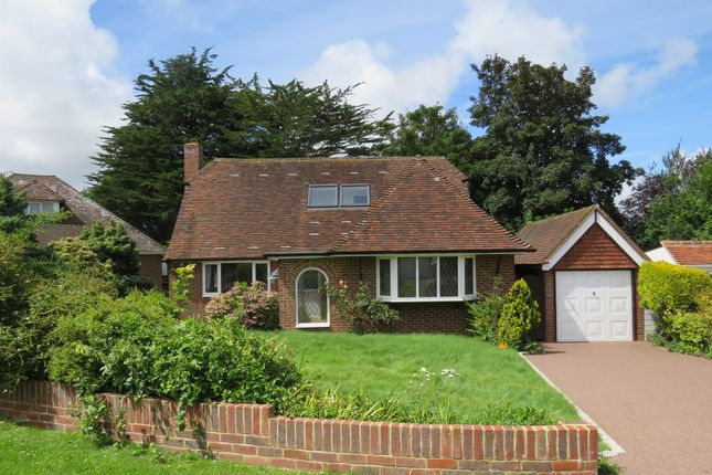 Thumbnail Detached house for sale in Mill Close, Polegate