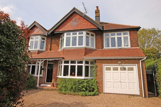 Thumbnail Detached house for sale in Glen Eyre Way, Southampton
