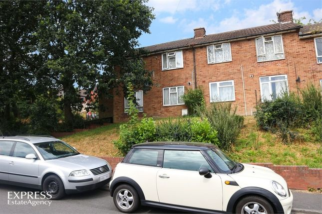 Thumbnail 1 bed flat for sale in Warrens Hall Road, Dudley, West Midlands