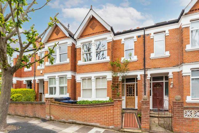 Thumbnail Terraced house for sale in Wellington Road, London