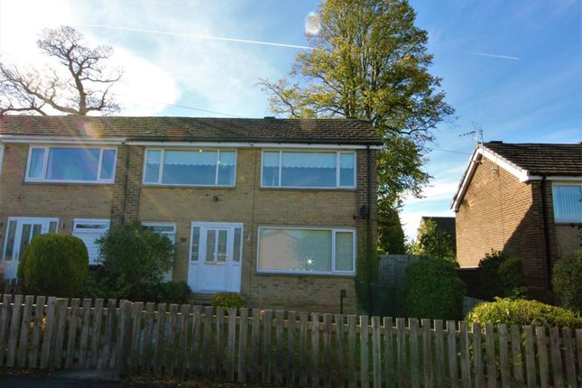 Thumbnail Semi-detached house to rent in Holly Road, Boston Spa, Wetherby