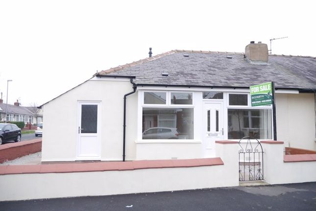 Thumbnail Semi-detached bungalow for sale in Rugby Avenue, Accrington