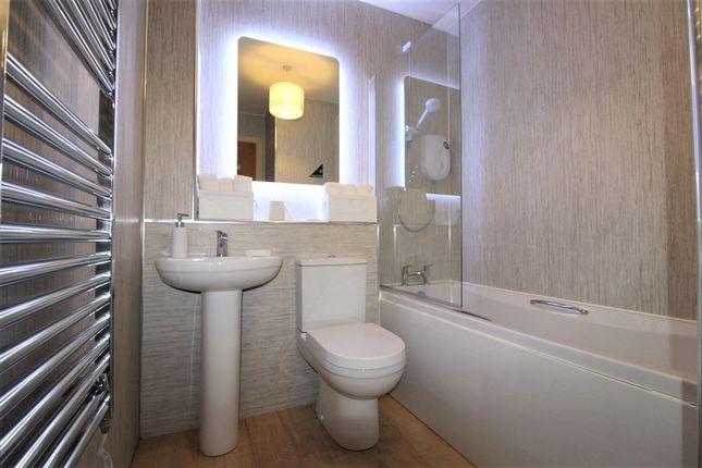 Bathroom of Headland Court, Aberdeen AB10