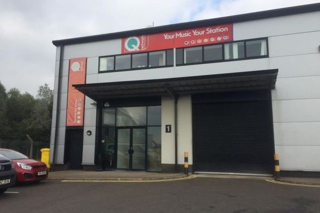 Thumbnail Warehouse to let in Unit 1B Millenium Business Park, Ballymena