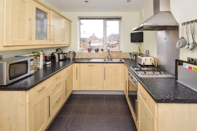Kitchen of Grangeway Road, Wigston, Leicester, Leicestershire LE18