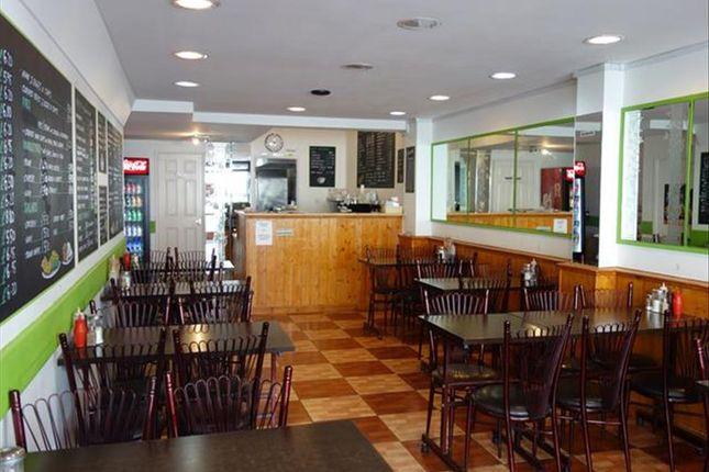 Thumbnail Restaurant/cafe for sale in Cafe SE25, Woodside, London