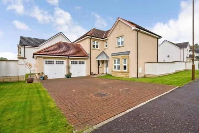 Thumbnail Detached house for sale in Station Wynd, Doune, Stirlingshire