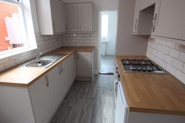 Thumbnail Terraced house to rent in Londesborough Road, Portsmouth, Hampshire