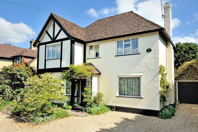 Thumbnail Detached house for sale in Trecarn, Christys Lane, Shaftesbury, Dorset