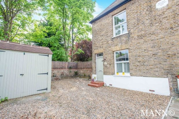 Thumbnail Property to rent in Belvoir Cottages, Sidcup