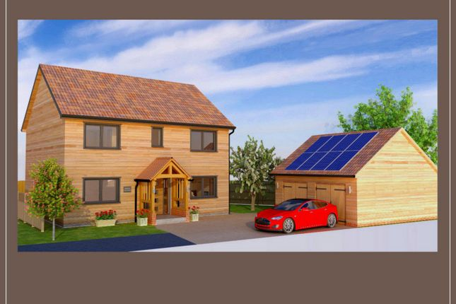 4 bed detached house for sale in North Newnton, Pewsey SN9