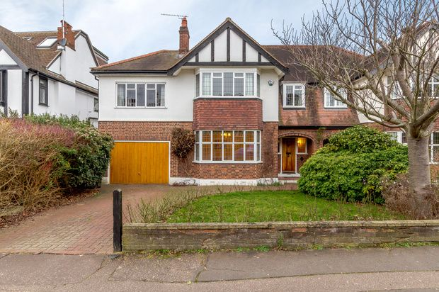 Thumbnail Property for sale in Tycehurst Hill, Loughton
