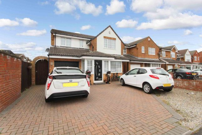 4 bed detached house for sale in Priory Grange, Blyth NE24