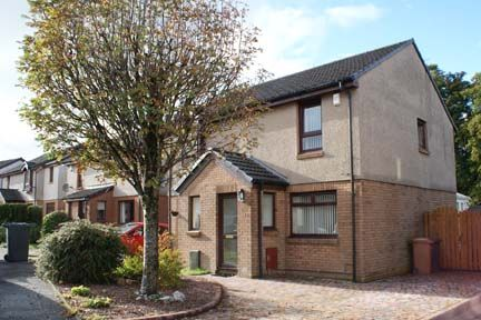 Thumbnail Semi-detached house to rent in 14 Harris Close, Newton Mearns