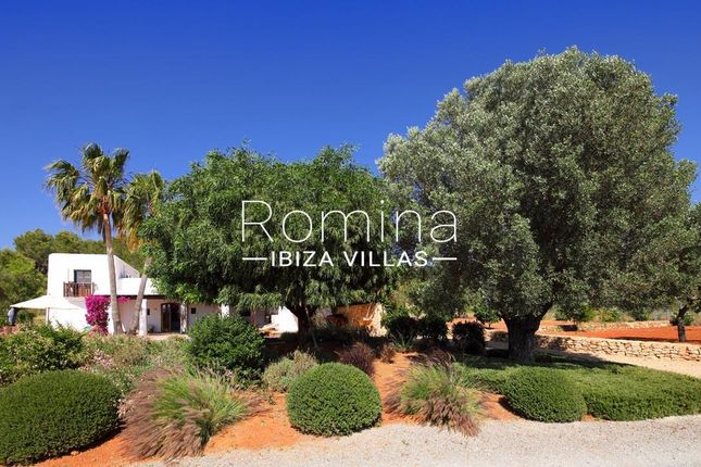 Thumbnail Farmhouse for sale in Entre San Carlos Y Santa Eulalia, San Carlos, Ibiza, Balearic Islands, Spain