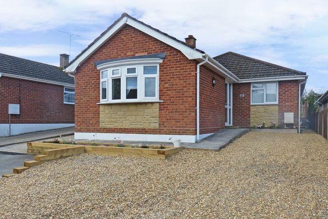 Thumbnail Detached bungalow for sale in Westfield Close, Durrington, Salisbury