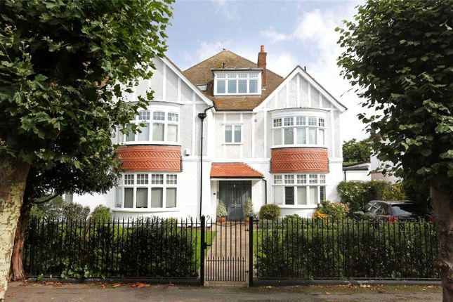 Thumbnail Flat for sale in Parkside Gardens, Wimbledon