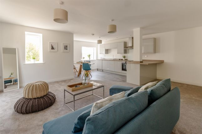 Thumbnail Flat for sale in Laurel Quays, Coble Dene Road, North Shields