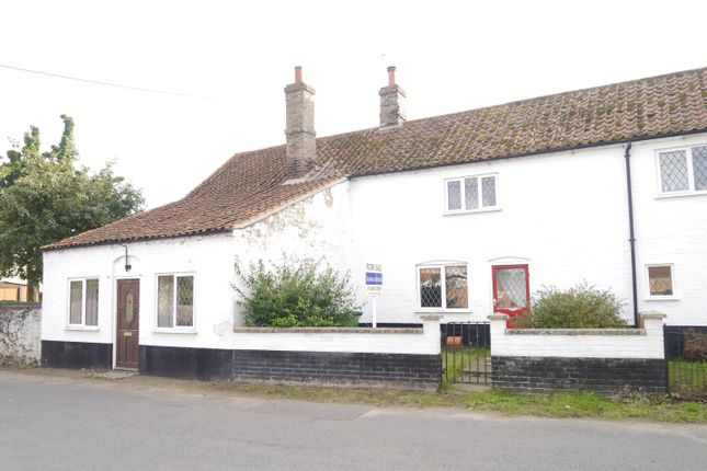 Thumbnail Cottage for sale in West End, Northwold