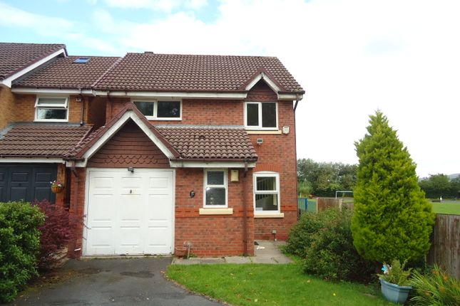 Thumbnail Detached house to rent in Rose Grove, Bury