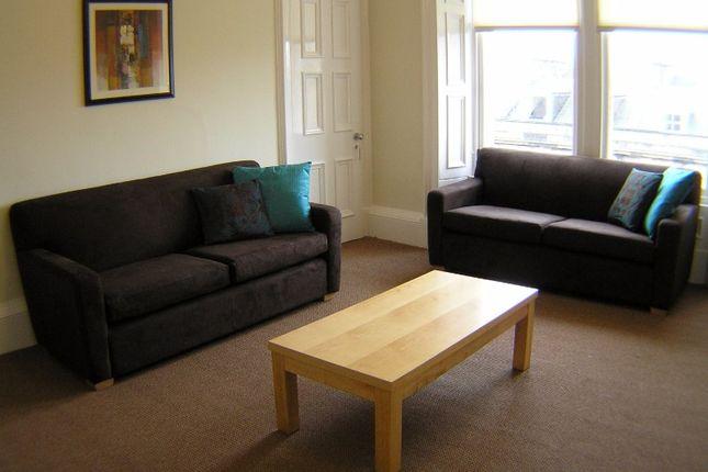 Thumbnail Flat to rent in East Claremont Street, Bellevue, Edinburgh