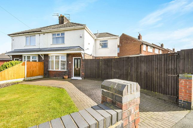 Thumbnail Semi-detached house for sale in Vining Road, Prescot