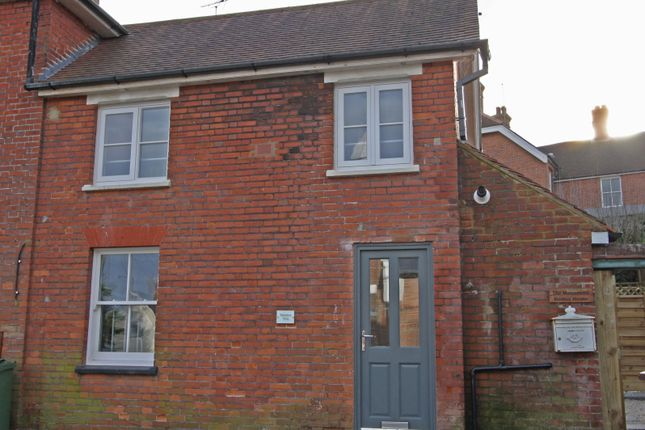 Thumbnail Terraced house for sale in Cranbrook Road, Hawkhurst, Cranbrook