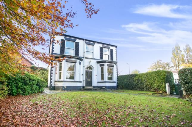 Thumbnail Detached house for sale in Heathbank Road, Cheadle Hulme, Cheadle, Greater Manchester
