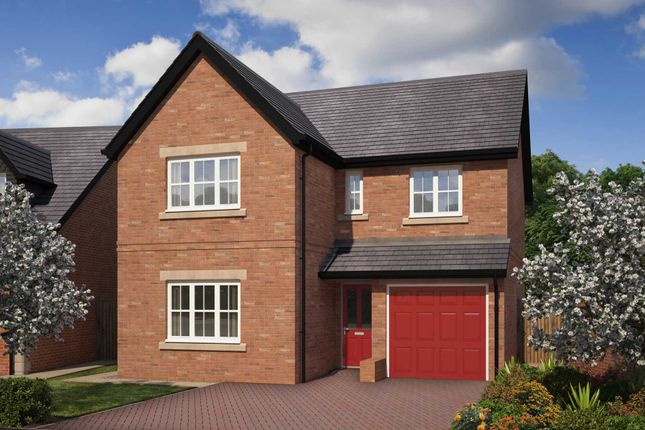 Thumbnail Detached house for sale in The Durham, Brookwood Park, Blackpool Road, Kirkham