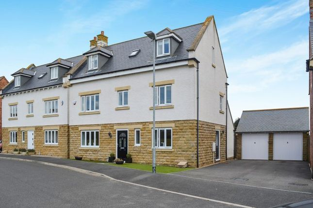 Thumbnail Detached house for sale in East Moor, Longhoughton, Alnwick