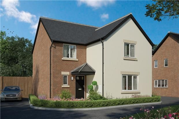 Thumbnail Detached house for sale in Hardwicke Grange, Quedgeley, Gloucester