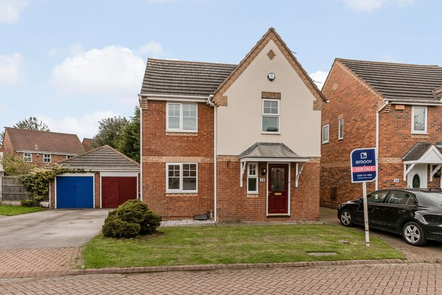 Thumbnail Detached house for sale in Astcote Court, Doncaster
