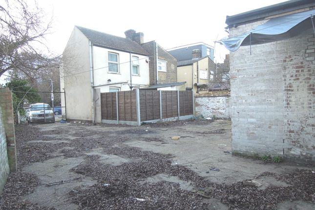 Thumbnail Land for sale in St. Awdrys Road, Barking