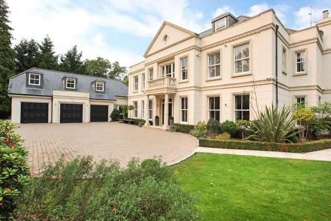 Thumbnail Country house to rent in Gorse Hill Road, Wentworth, Virginia Water, Surrey