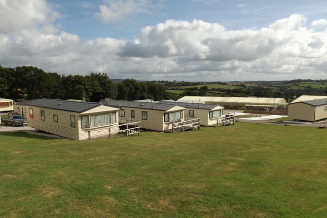 Thumbnail Mobile/park home for sale in Little Polgooth, St. Austell