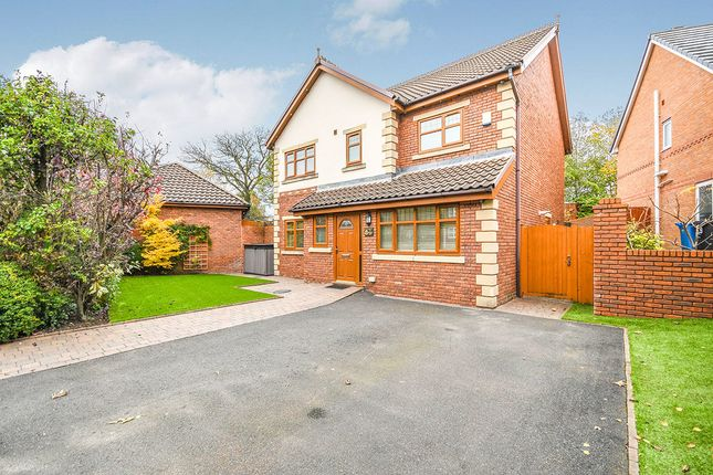 Thumbnail Detached house for sale in Sevenoak Grove, Tarbock, Prescot