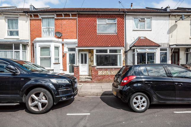 3 bed terraced house for sale in Thorncroft Road, Portsmouth PO1