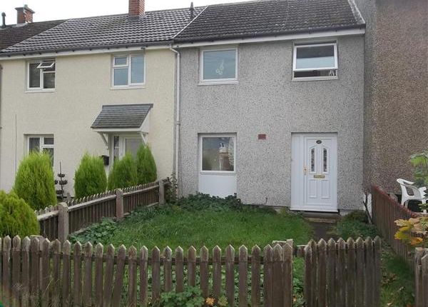 Thumbnail Terraced house to rent in Hayford Close, Redditch