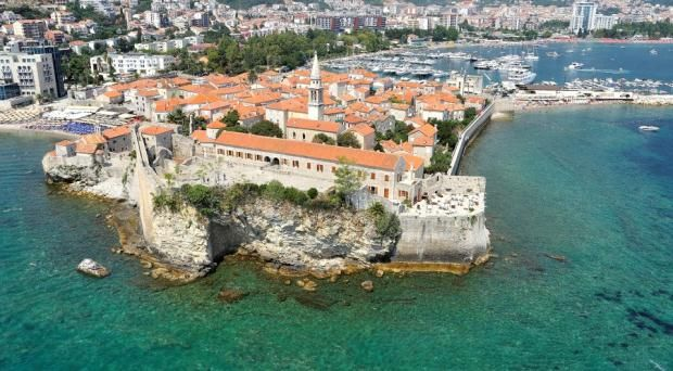 Thumbnail Property for sale in Mediaeval Castle Citadela, Budva, Montenegro