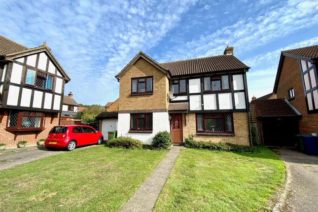 Thumbnail Detached house for sale in Byfield Road, Papworth Everard, Cambridge