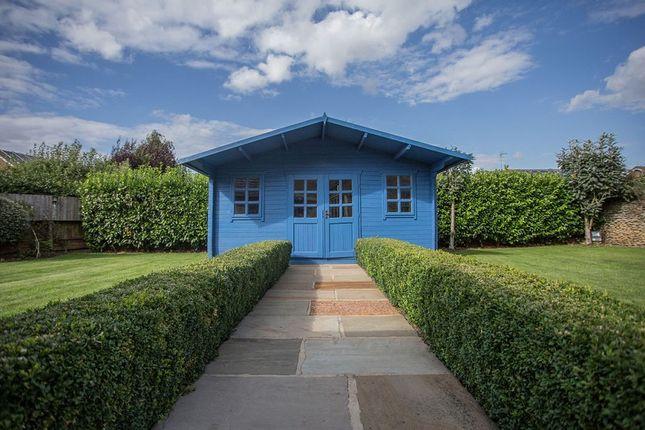 Rear Garden of Crawford House, Thorpe Road, Peterborough, Cambridgeshire. PE3
