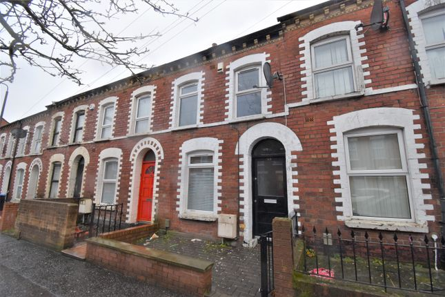Thumbnail Terraced house to rent in Carmel Street 4 Bed Hmo, Belfast
