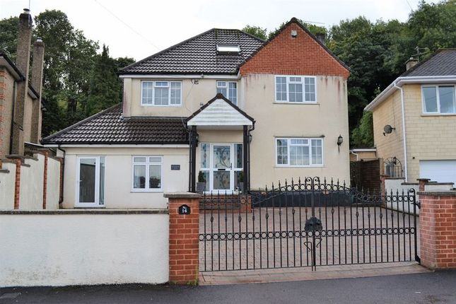 Thumbnail Detached house for sale in Parkway, Midsomer Norton, Radstock