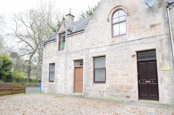 Thumbnail Flat to rent in Astra Cottages, Oldmills Road, Elgin